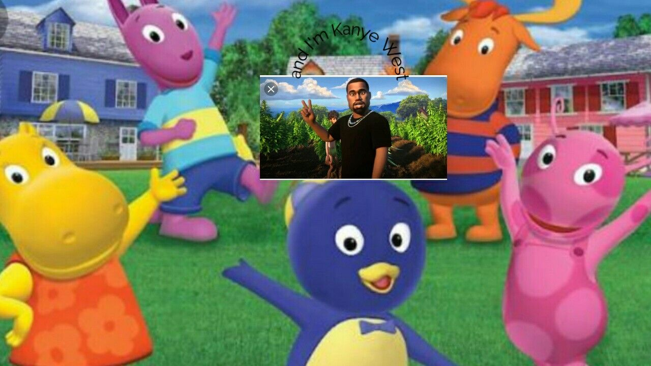 And Im Kanye West Meme