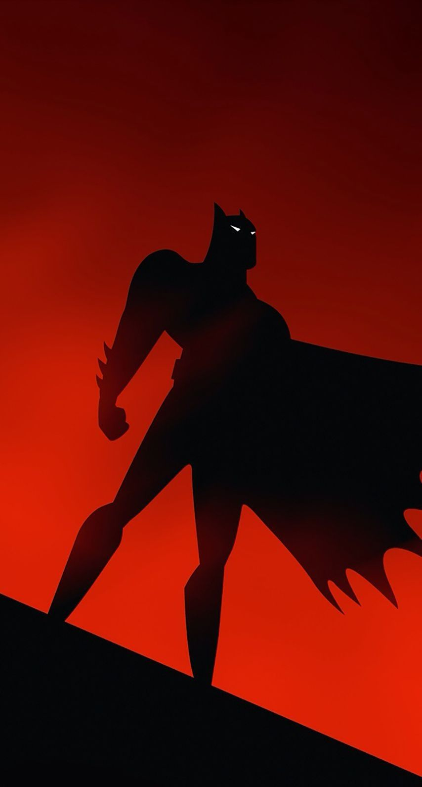 Animated Batman Iphone Wallpapers Top Free Animated Batman Within