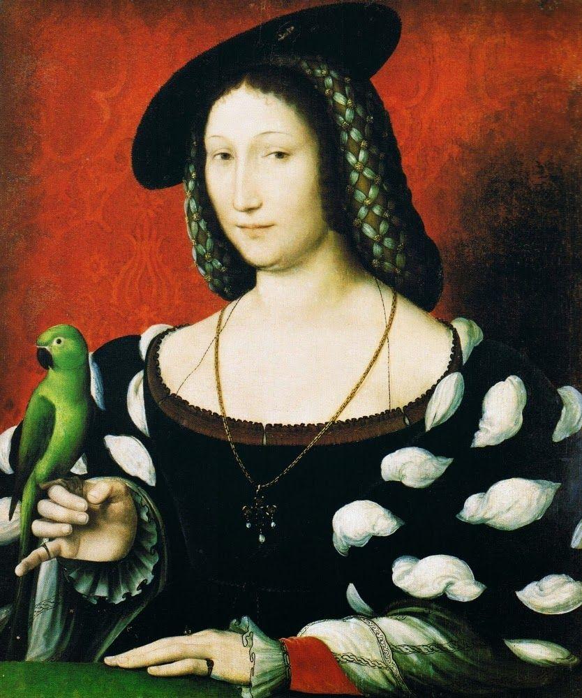 Jean CLOUET Marguerite d'Angoulême
