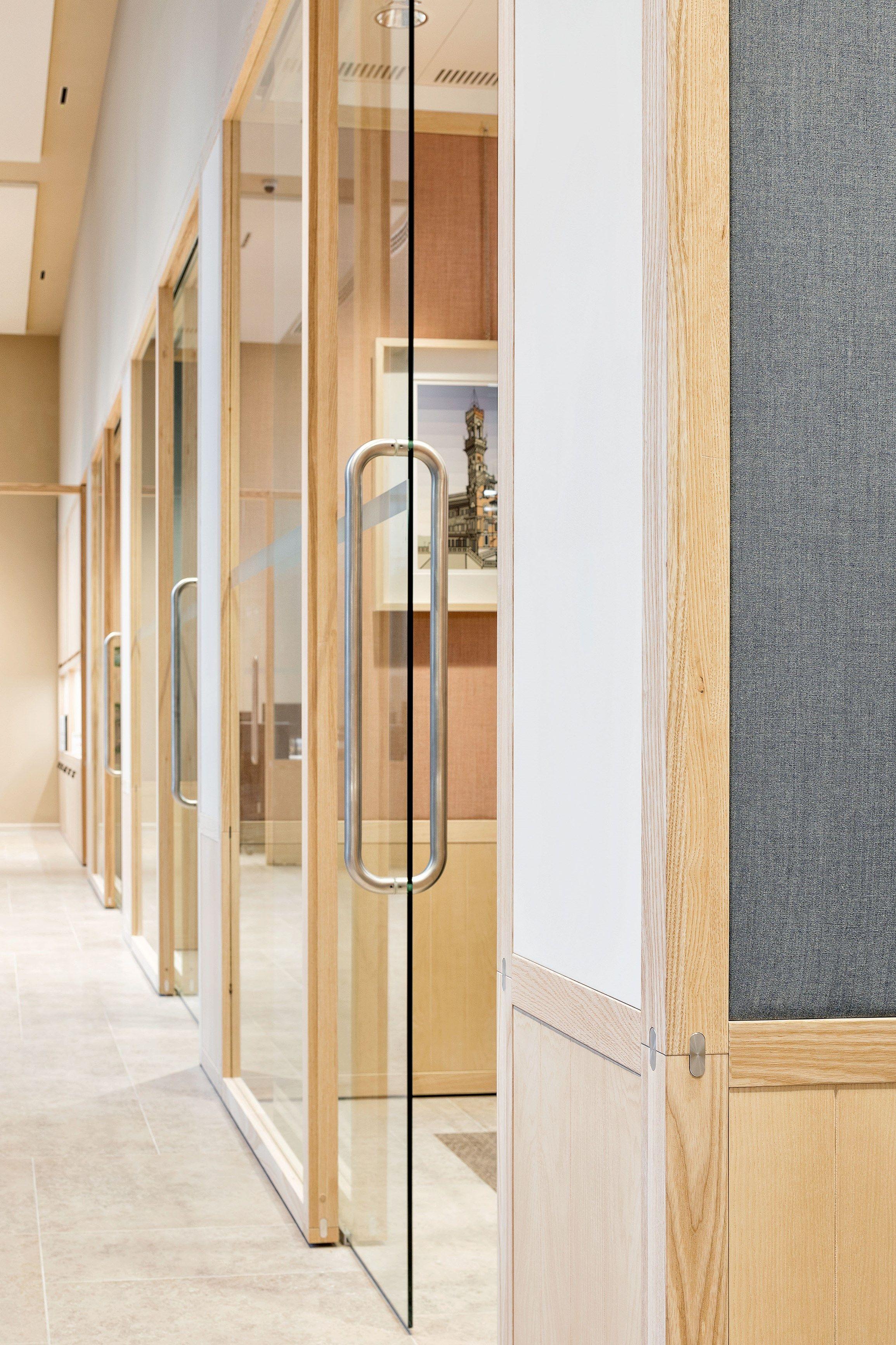 Cloison Amovible De Bureau En Bois 6x6 Partition By 6x6 Design