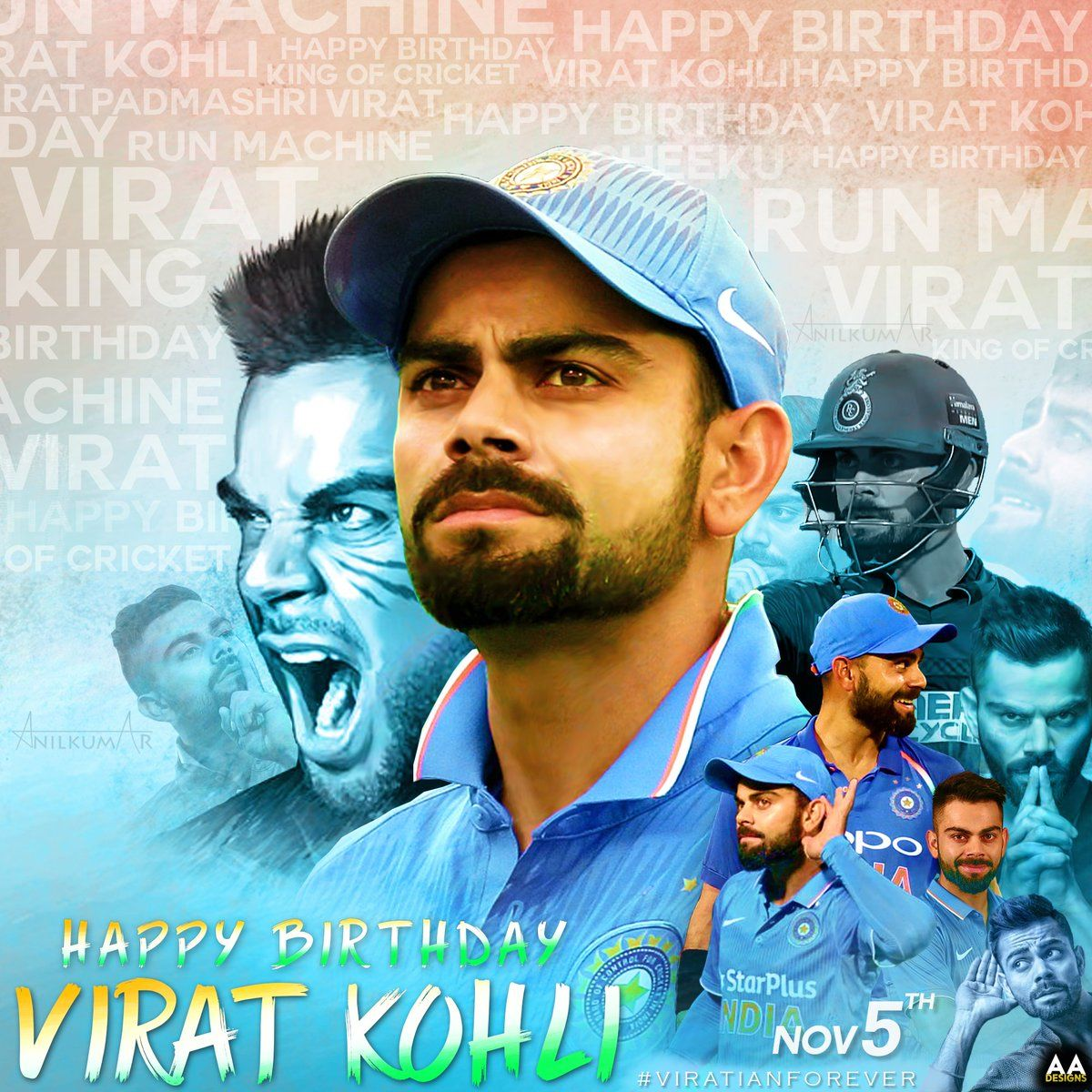 ViratKohli Cricket HBDVirat विराटकोहली Virat Kohli
