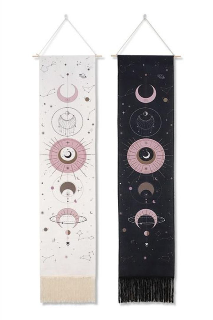 Moon Phase Wall Decoration