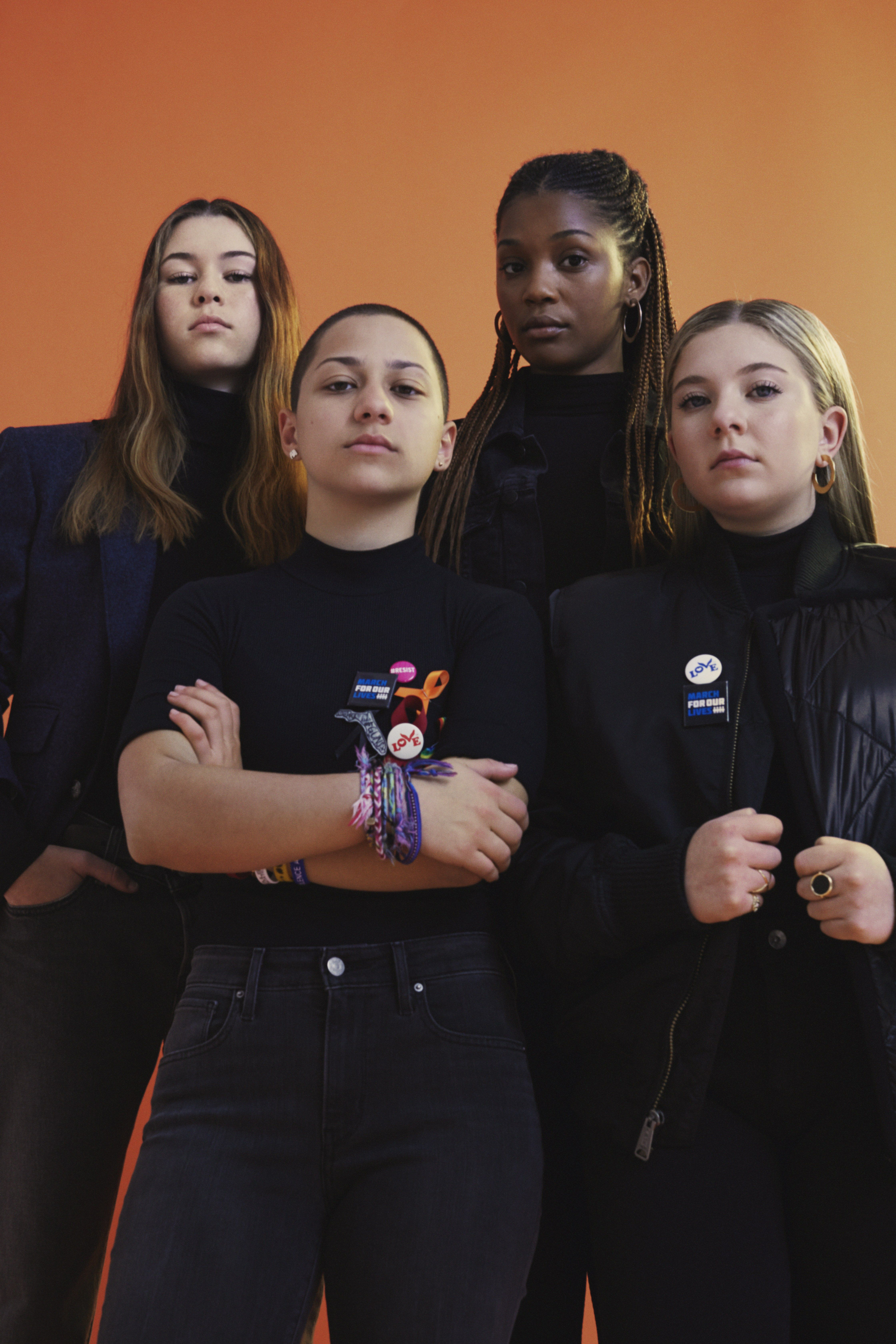 49883e3a1a0 These Young People Rock!! Gun Violence Will Be Stopped By These 9 Young  Activists