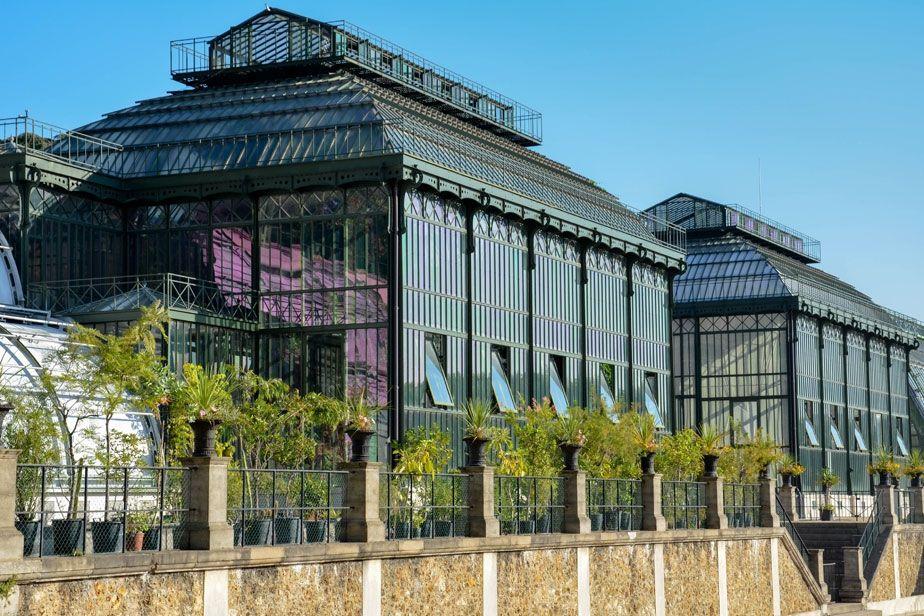 Jardin des plantes france paris france and paris paris for Restaurant jardin des plantes paris