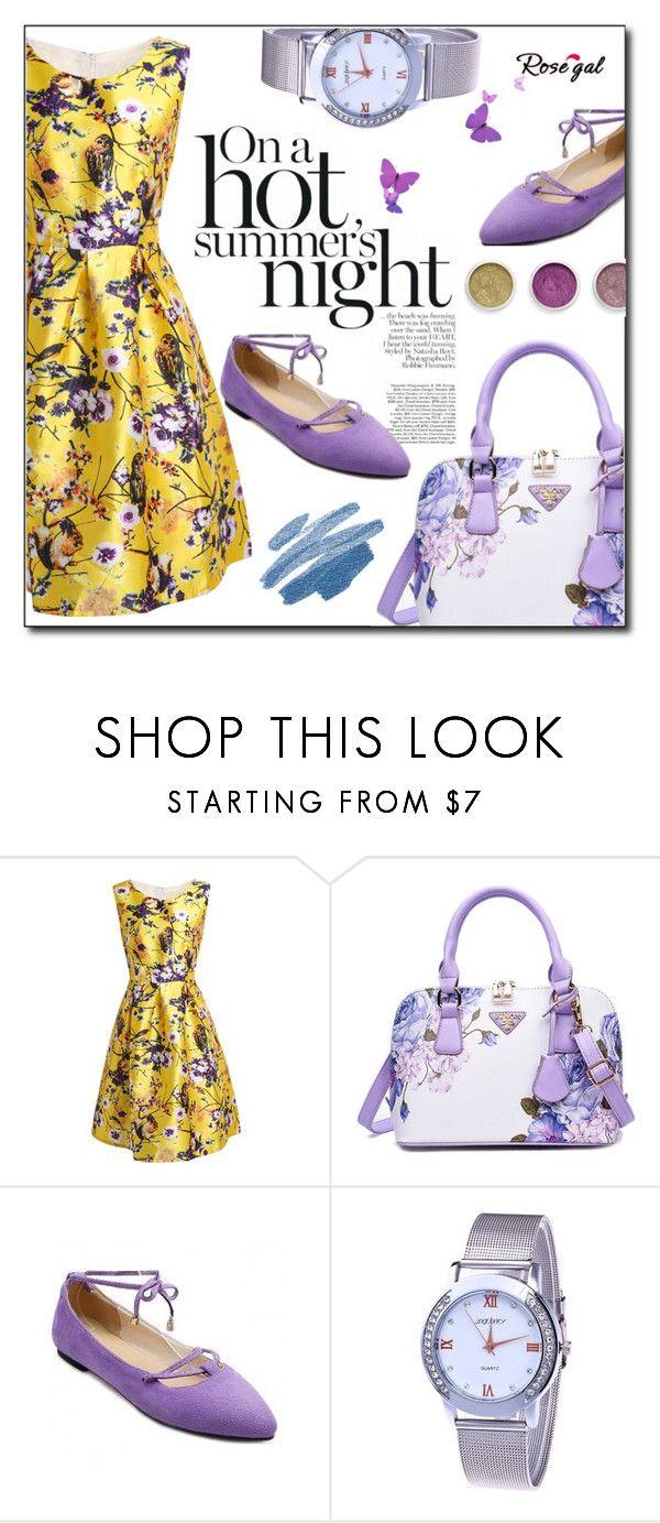 """""""hot summer night"""" by fashion-pol ❤ liked on Polyvore featuring Terre Mère"""