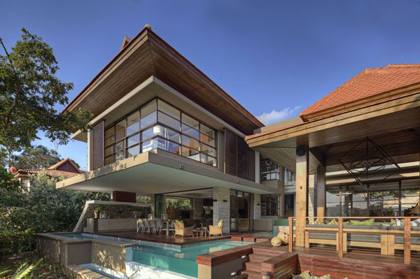 South African Dream House In Zimbali Forest Estate Architecture House Architect House Architect