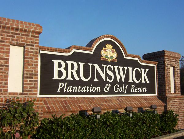 Myrtle Beach Golf Brunswick Plantation Is A Beautiful Course Community In Calabash With Amazing Amenities Library