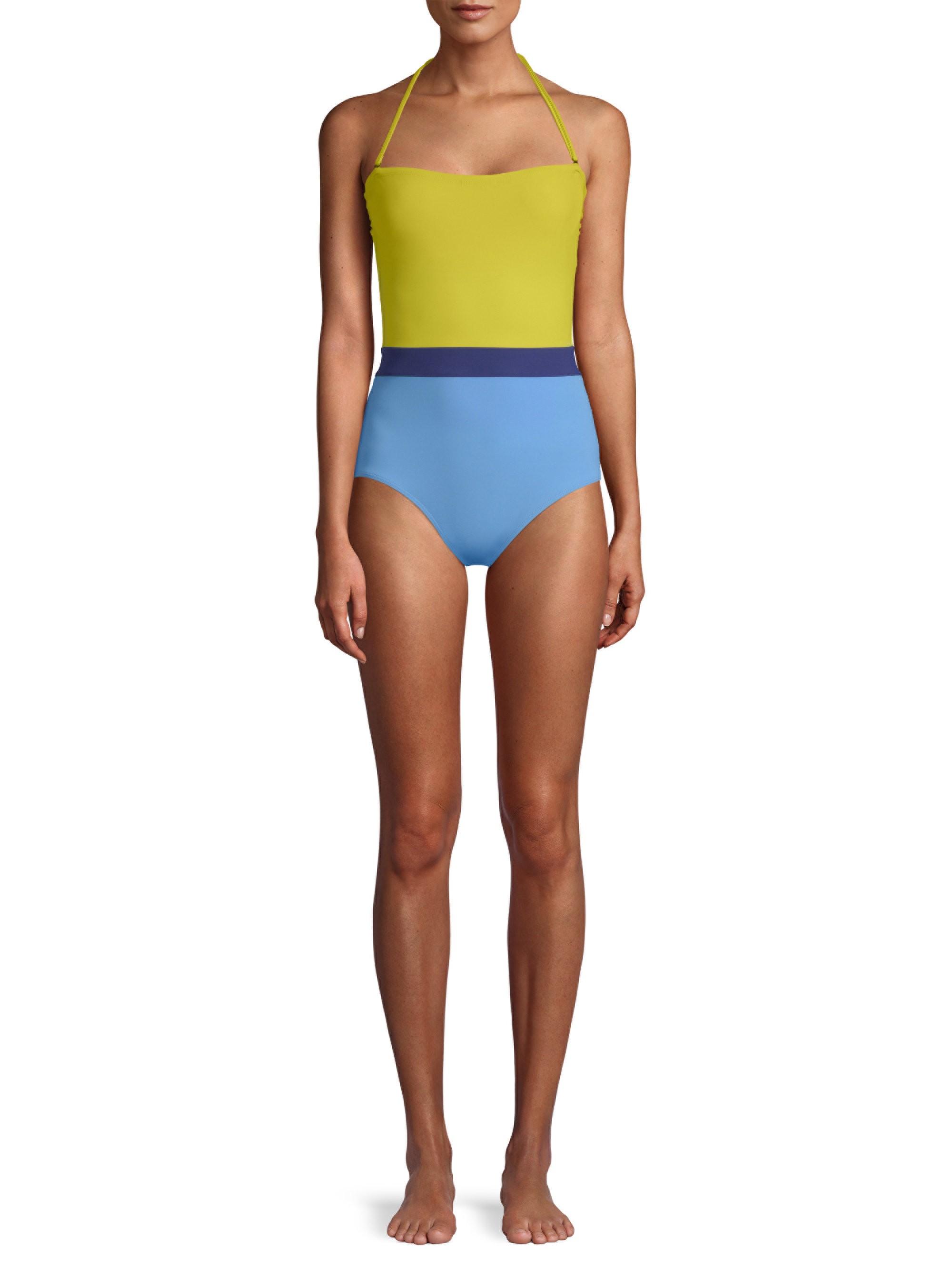 3a5228a7c48 Flagpole Rita One-Piece Swimsuit - White Key Medium in 2019 ...