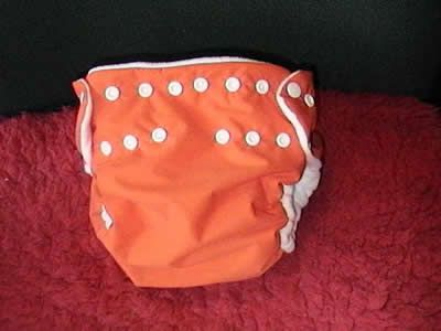 Sewing a Pocket Nappy - The Nappy Network. Easy to follow instructions for a OSFA pocket nappy using snaps or Velcro