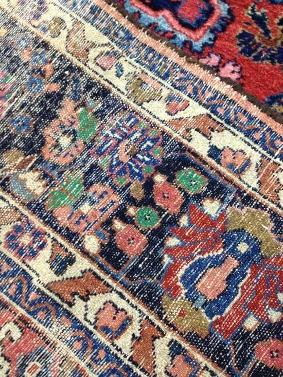 Threadbare Rug With Images Rugs On