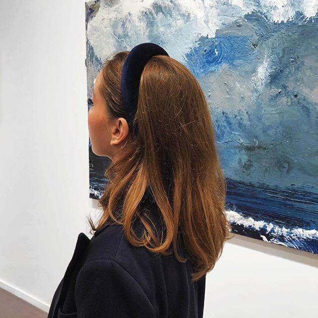 Photo of COMING SOON Schon bald gibt es bei Filippa Firenze glamouröse Haarreifen in all…