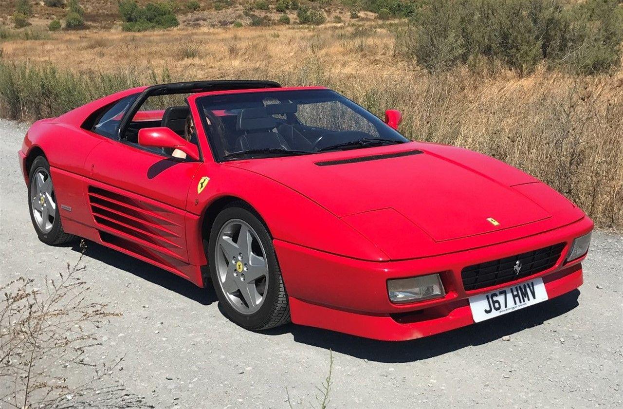 The Trade Archive Fastest Production Cars Ferrari