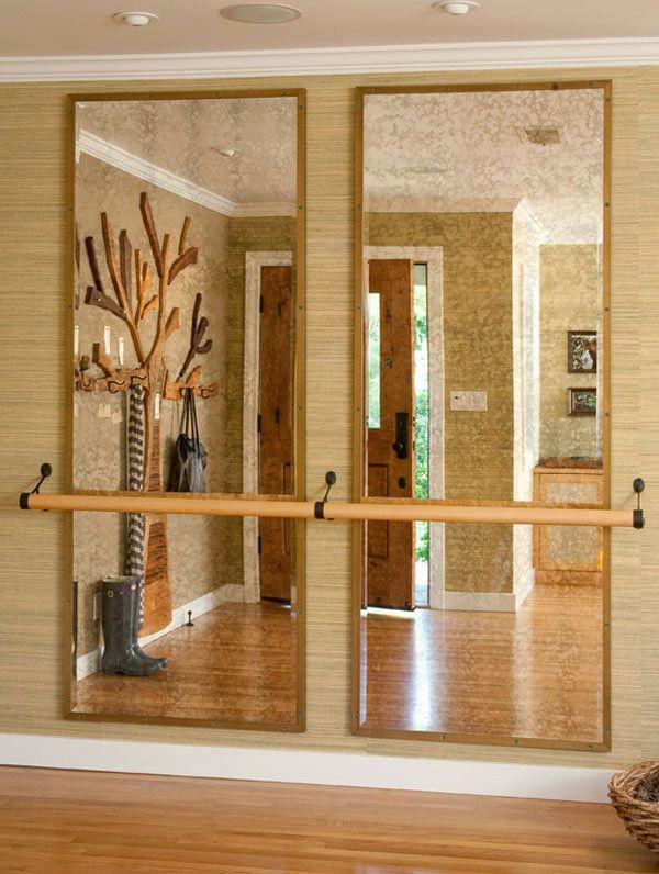 mirror wall design (13) - Decoist