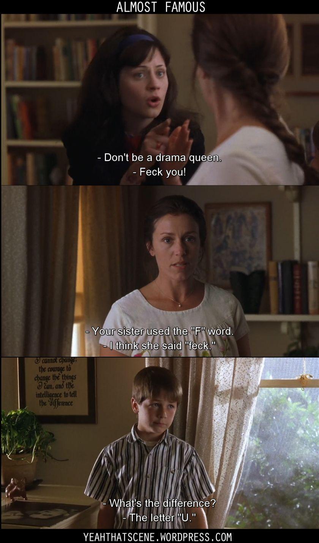 Almost Famous Quotes Zooey Deschanel as Anita Miller