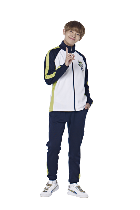 BTS For Smart School Uniform [161125] | Taehyung in 2019