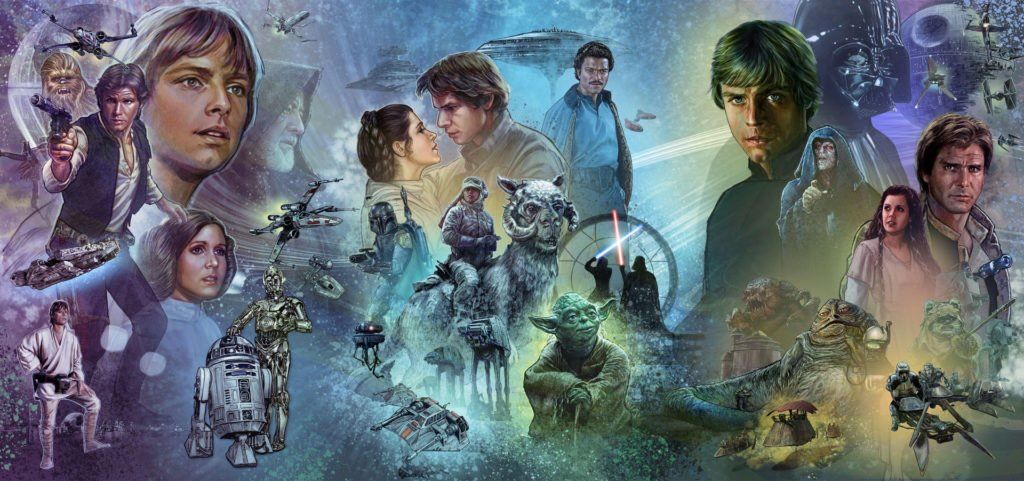 The Original Trilogy A General Random Thoughts Thread Original Trilogy