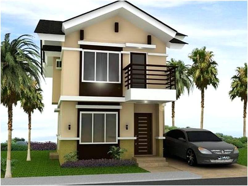 Desain konsep rumah minimalis 2 lantai modern mewah for Minimalist house design in malaysia