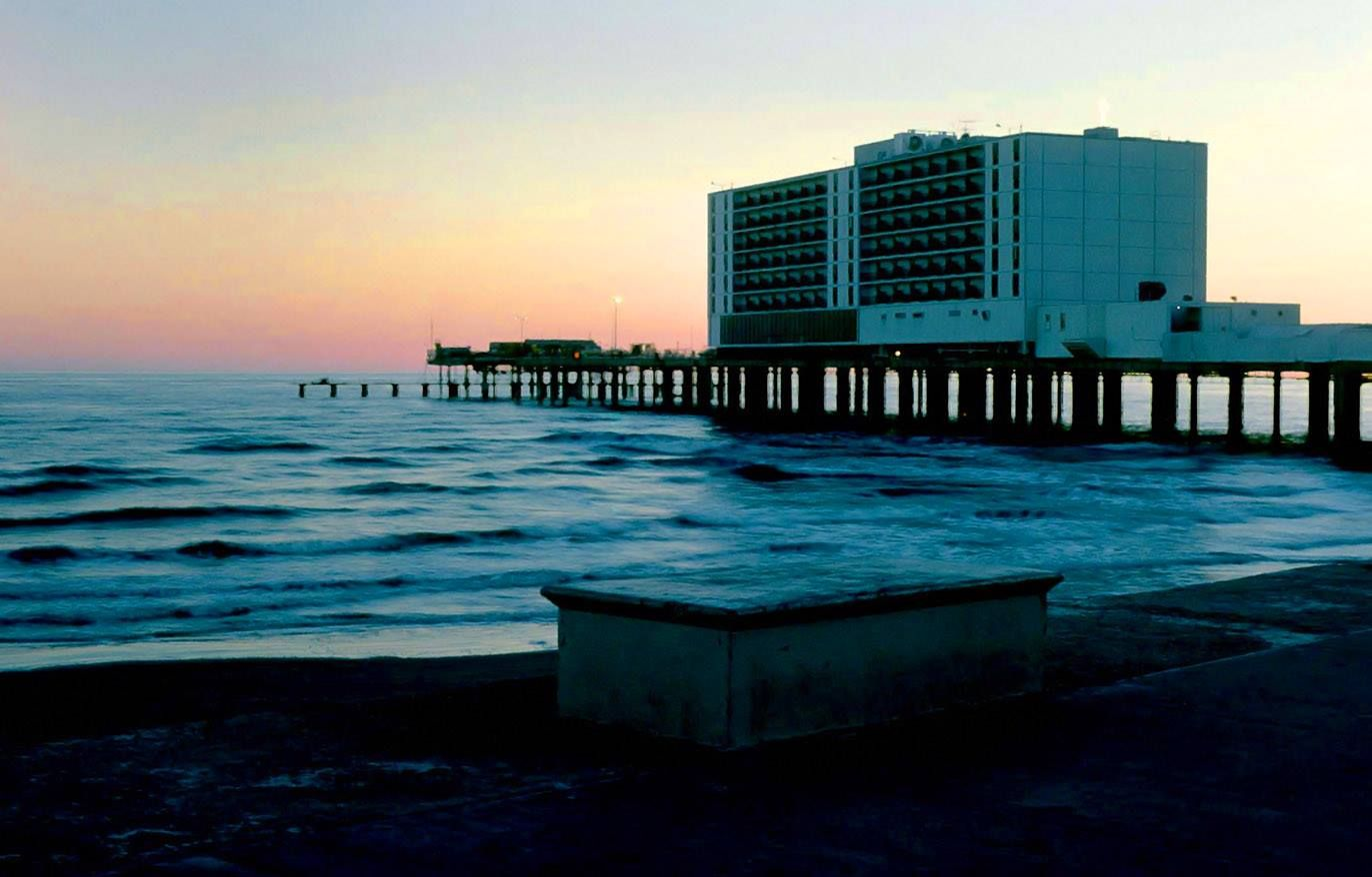 The Flagship Hotel In Galveston 1980 Built In 1965 And Closed In