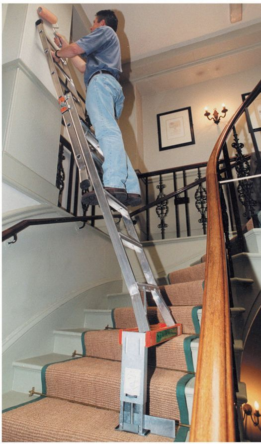 Support Echelle Pour Escalier With Images Ladder Cool Stuff