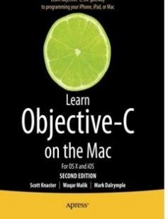 Pdf] learn objective-c on the mac (learn series) kindle by.