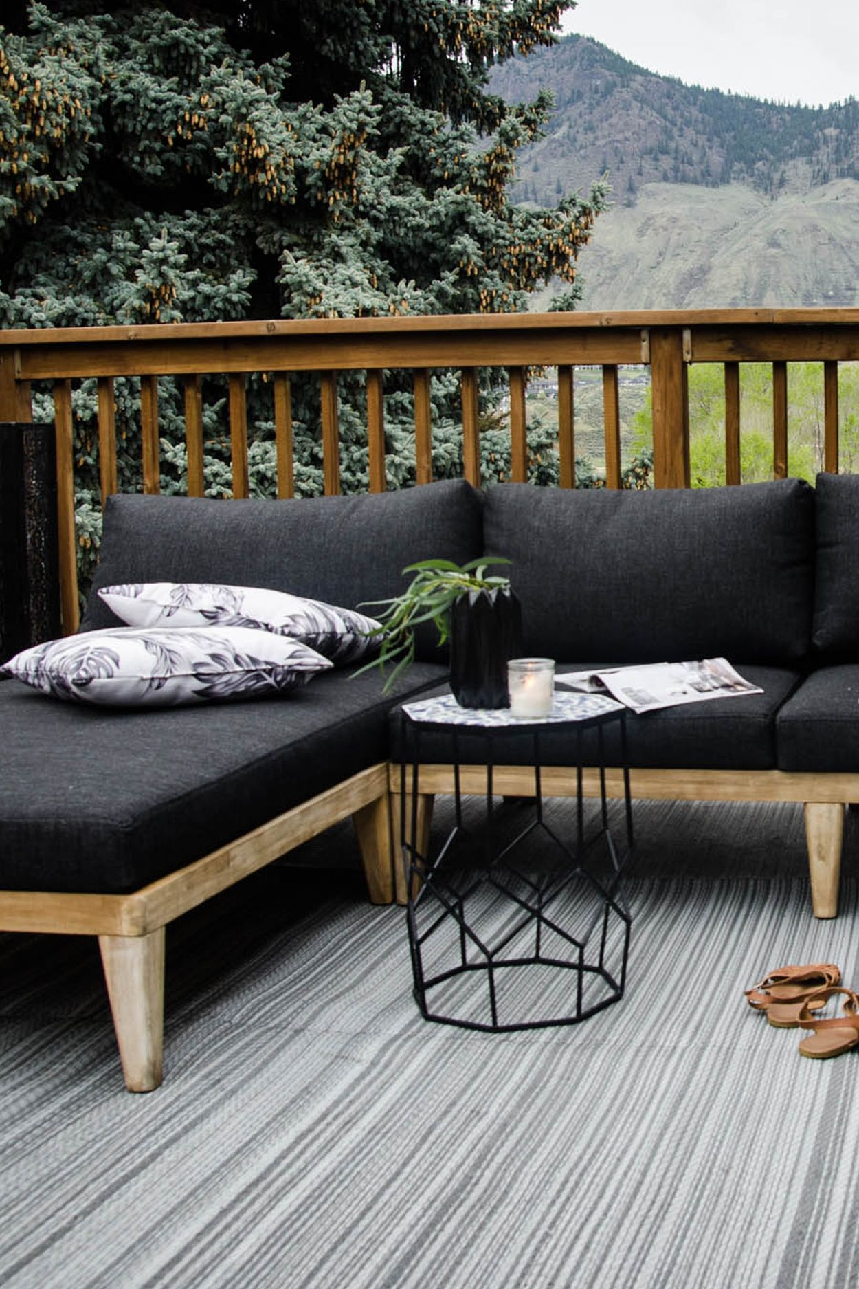 Itu0027s Like Real Deal Furniture But For The Outdoors. Which Is A Huge  Difference From Any Outdoor Pieces Weu0027ve Had Before. Iu0027m In Love.