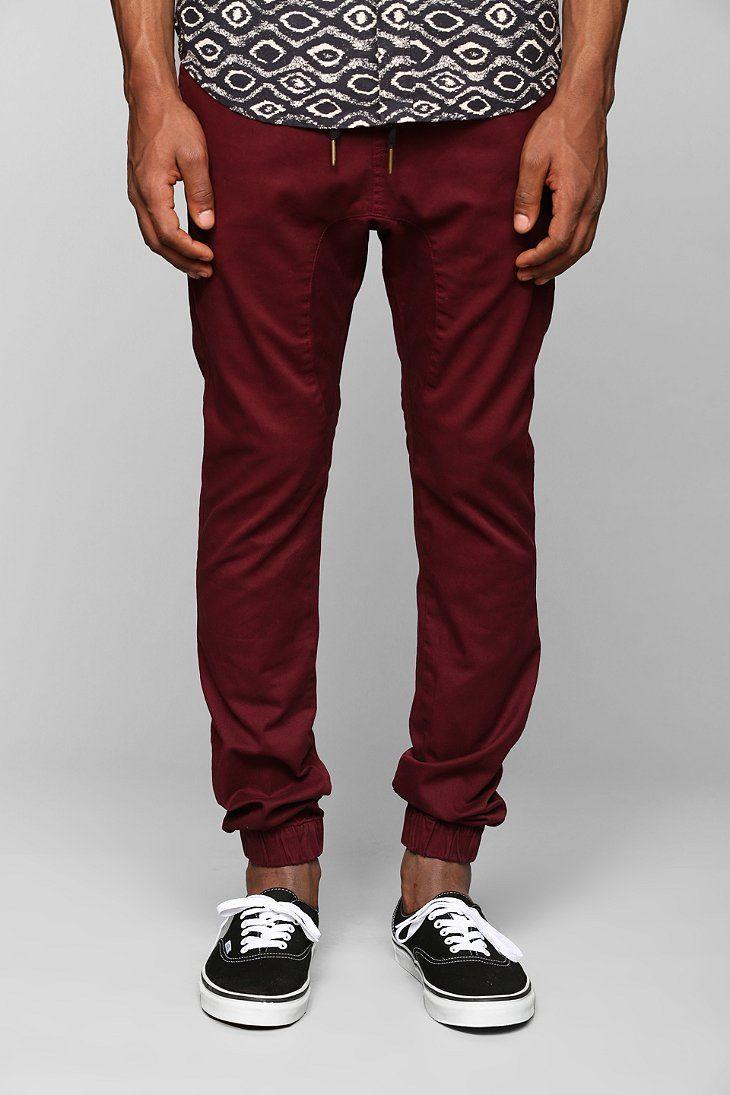 Zanerobe Sureshot Burgundy Jogger Pant Burgundy Joggers Mens Outfit Inspiration Pants Outfit Men [ 1095 x 730 Pixel ]