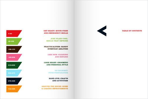 30 Eye-Catching Table of Contents Designs   Best Design Options ...