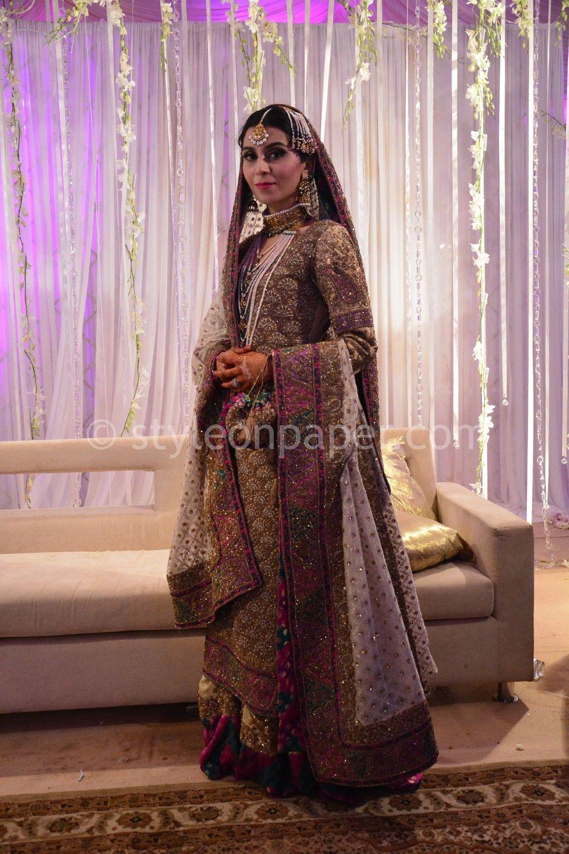 Sayeed Umar stunning bridal wears collection
