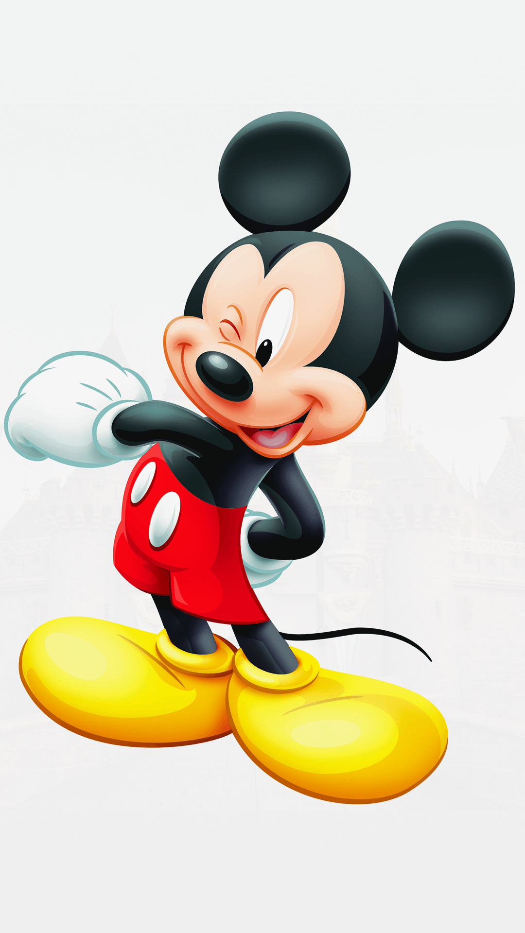 Mickey Mouse Wallpaper Home Screen In 2020 Mickey Mouse Wallpaper Mickey Mouse Images Cool Wallpaper