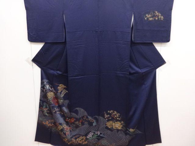 Houmongi Kimono SILK $156
