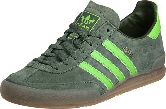 adidas Jeans Schuhe 13,0 green/gum | Sneaker Men / Herren ...