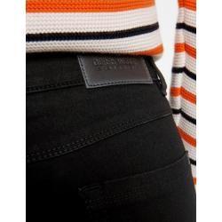 Photo of Gerry Weber calça modeladora Best4me tamanho curto preto preto denim mulheres Gerry Weber