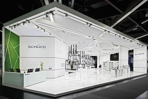 D Exhibition Booth Design : Brand architecture schueco by d art design gruppe via behance