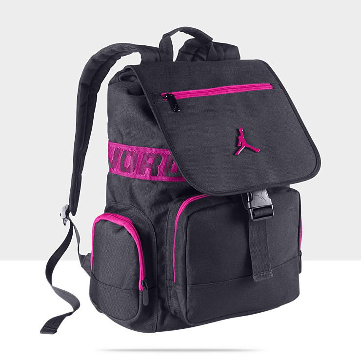 jordan bookbags for kids   Nike Jordan Backpacks   lookin up tats ... 0d9eed3b4a