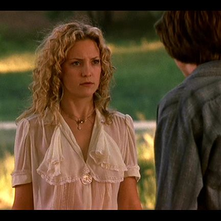 Almost Famous Penny Lane Kate Hudson Lavender Ruffle Shirt Almost Famous Almost Famous Penny Lane Famous Outfits