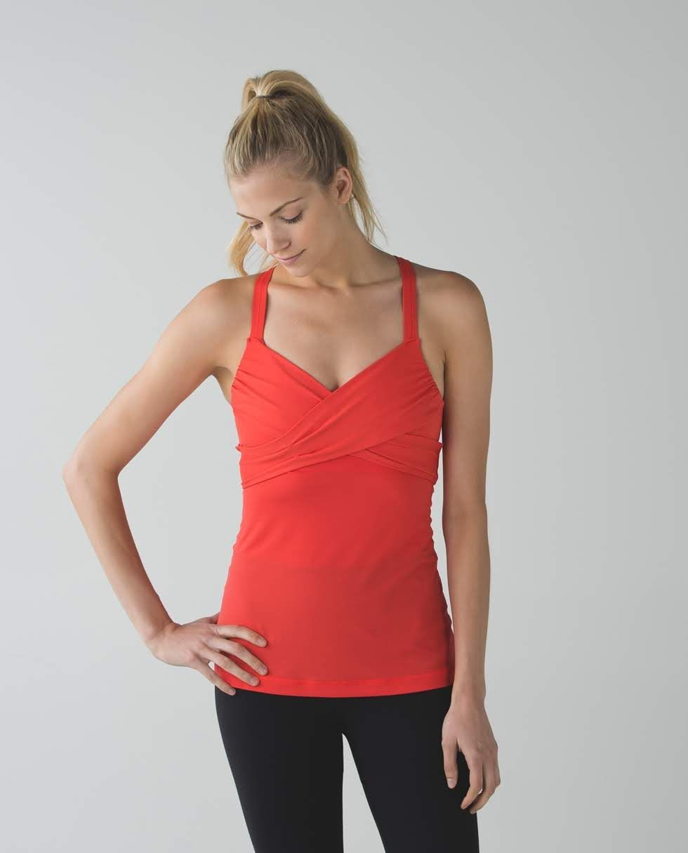Wrap It Up Tank - Size Small or Medium