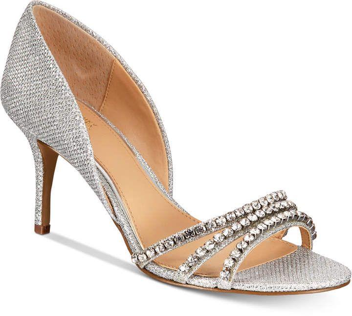 74d3c2c14 Badgley Mischka Jean Evening Sandals Women Shoes in 2019 | Products ...