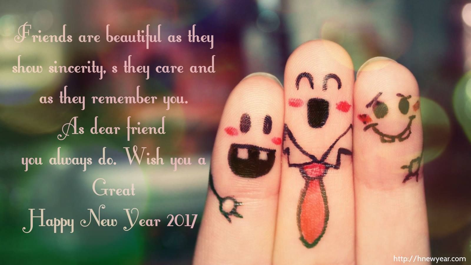New year wishes for friendship 2017 new year is a new beginning of new year wishes for friendship 2017 new year is a new beginning of your life kristyandbryce Gallery