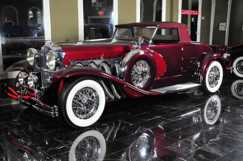 1989 Duesenberg Ii For Sale 2342580 Hemmings Motor News In 2020 Duesenberg Car Roadsters Cars For Sale