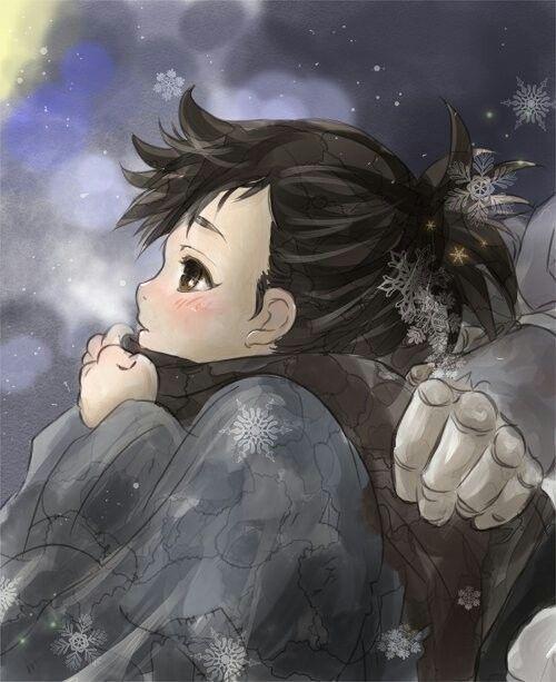 dororo by 佐藤健志 sugar 大根96円 anime anime fanart artist