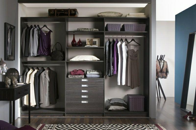 Schrank Nach Mass Praktische Ideen Garderobe Dachboden