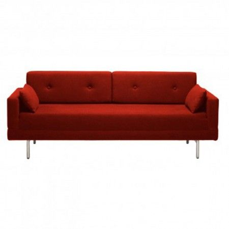One Night Stand Sleeper Sofa Simple Modern Doesn T Look