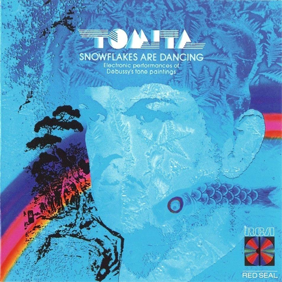 Caratula Frontal De Isao Tomita Snowflakes Are Dancing