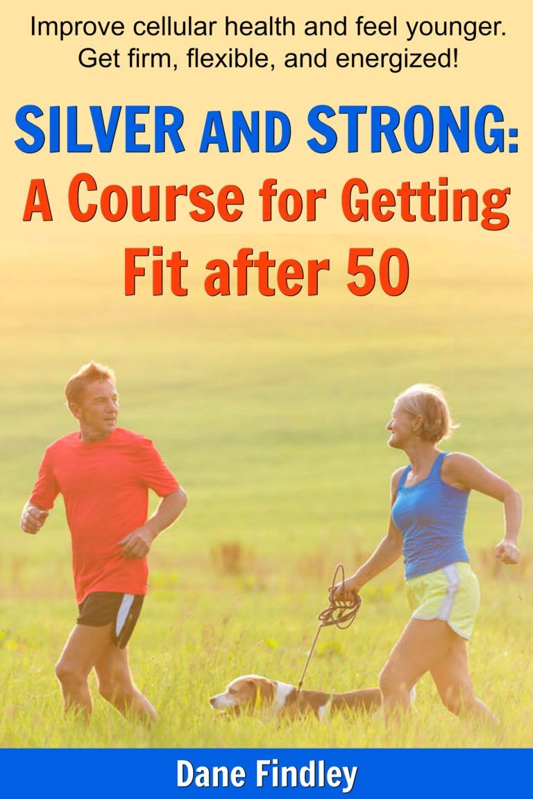 Over Fifty and Fit   Senior fitness