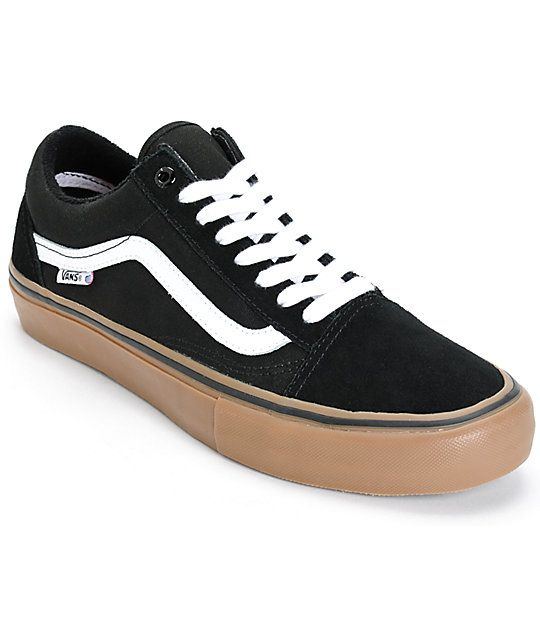914a6751a4b Skate in style with new updates to a classic like an UltraCush HD footbed  for impact protection and a Vans Pro Vulc construction with Duracap  reinforcement ...