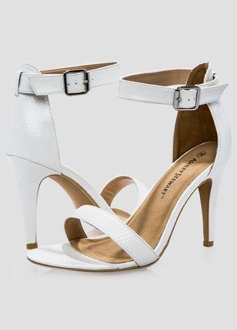 Tessa Open Toe Ankle Pump Sandal-Wide