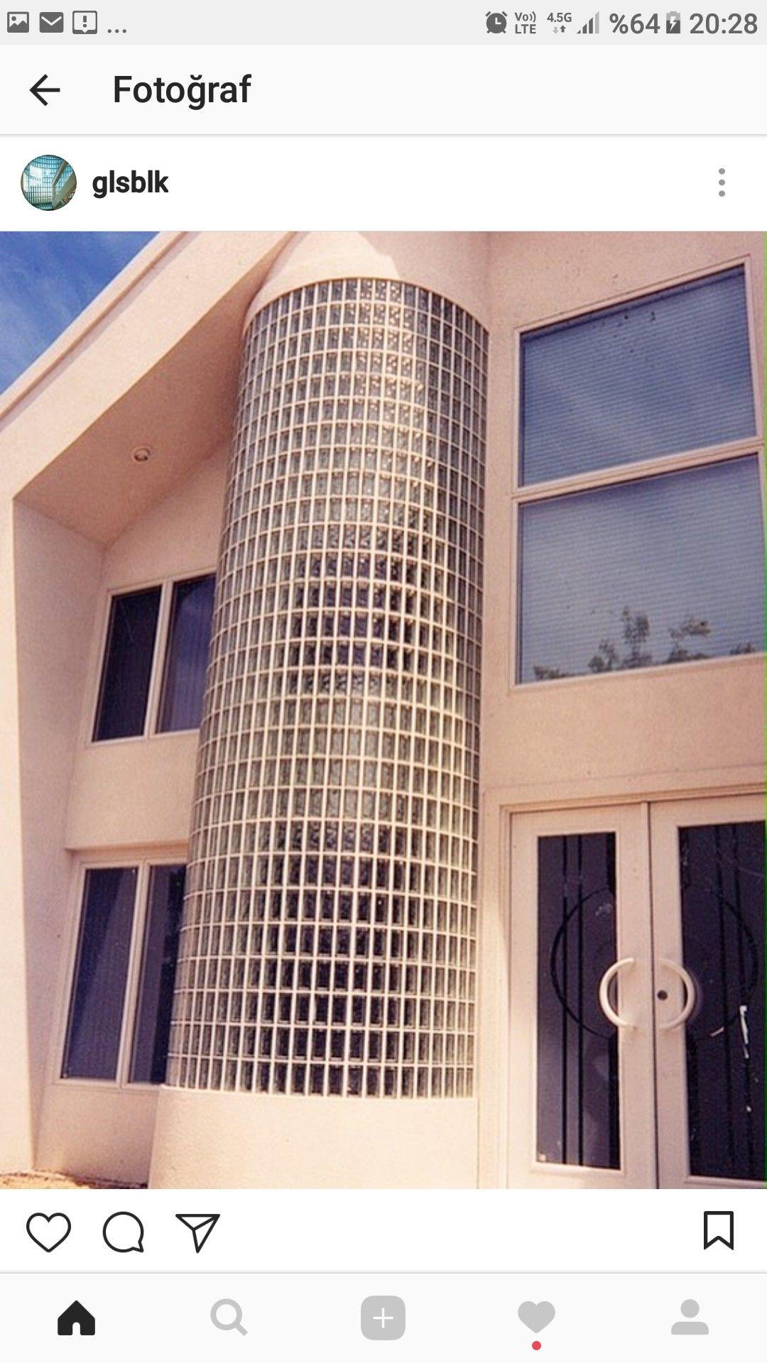 Pin von Modaarts Concept auf Cam Tuğla Glasbausteine