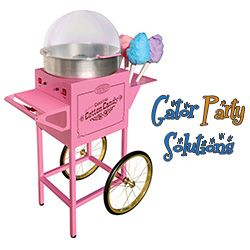 Cotton Candy Concessions Machine Rental In Gainesville Fl