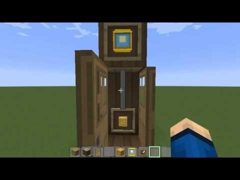 6 Unique Minecraft 18 Decorationsfurniture Youtube