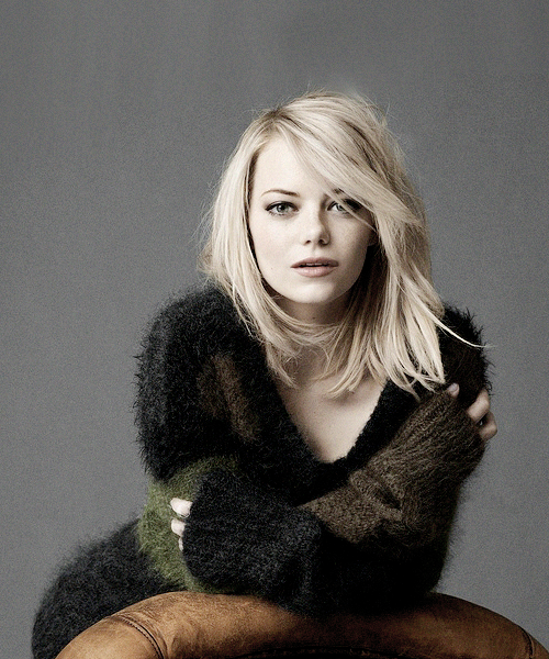 Can you go on a date with me please Emma Stone